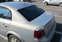 Задний лип спойлер Опель Вектра С (установка на кромку багажника