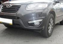 Дневные ходовые огни Хендай Санта Фе 2 СМ (ДХО для Hyundai Santa Fe 2 CM DRL)
