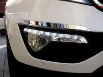 LED-DRL Дневные ходовые огни Kia Sportage 3 (ДХО для Киа Спортейдж 3)