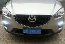 Дневные ходовые огни Mazda CX-5 (ДХО для Мазда СХ5)