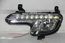 Дневные ходовые огни Пежо 508 (ДХО для Peugeot 508 DRL)
