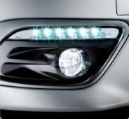 Дневные ходовые огни Рено Флюенс (ДХО для Renault Fluence DRL)