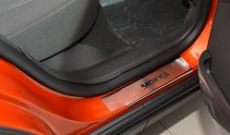 Nataniko Накладки на пороги Опель Мокка (защитные накладки Opel Mokka)