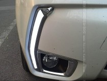Ходовые огни DRL для Subaru Forester new (ДРЛ на Субару Форестер с 2013г)