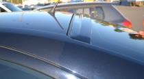 Пластиковый спойлер бленда на заднее стекло Octavia A5 (магазин
