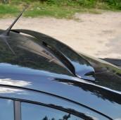 Антикрыло на заднее стекло Skoda Octavia A5 (установка на гермет