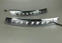Дневные ходовые огни Вольво ХС90 (ДХО для Volvo XC90 DRL)