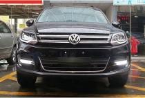 Дневные ходовые огни Фольксваген Тигуан 1 (ДХО для Volkswagen Tiguan 1 DRL)