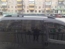 Рейлинги Фиат Фиорино (рейлинги на крышу Fiat Fiorino Crown алюминий)