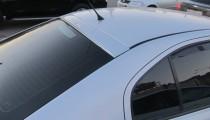 Задний спойлер-козыре на стекло Шкода Октавия А4 (фото ExpressTu