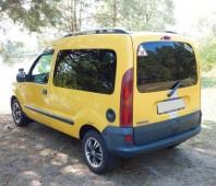 купить Рейлинги на Рено Кангу 1 (рейлинги Renault Kangoo 1 Crown