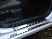защитные накладки Skoda Octavia A7