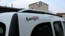Рейлинги на машину Рено Кангу 2 (рейлинги Renault Kangoo 2 Crown