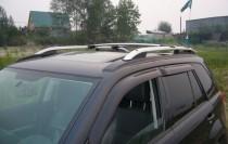 Can Otomotiv Рейлинги Cузуки Гранд Витара модель Crown алюминий (рейлинги на крышу Suzuki Grand Vitara)