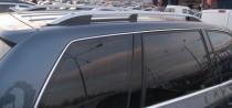 Рейлинги на авто Фольксваген Туарег 1 (рейлинги на крышу Volkswa