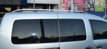 Рейлинги на автомобиль Фольксваген Кадди (рейлинги Volkswagen Ca