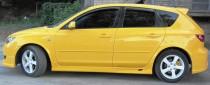 обвес для Mazda 3 Bk 5d