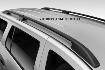 Рейлинги Хендай Н1 (рейлинги на крышу Hyundai H-1 концевик.пласт.)