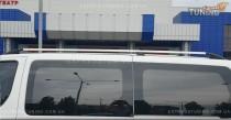рейлинги Hyundai H-1 концевик.пласт.)