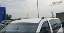 Рейлинги на Hyundai H1