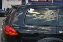 Задний спойлер на Mitsubishi Pajero Sport (2007-2015)