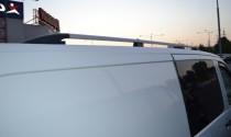 Рейлинги на Фиат Скудо 2 (рейлинги Fiat Scudo 2 концевик.пласт.)
