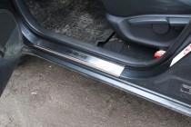 защитные накладки Toyota RAV4 3