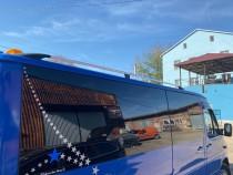 Can Otomotiv Рейлинги Мерседес Спринтер W901 концевик метал (рейлинги на крышу Mercedes Sprinter W901)
