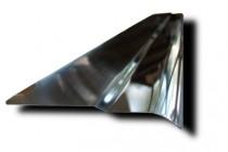 купить Накладки на пороги Фольксваген Гольф 4 (защитные накладки