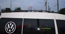 Рейлинги на крышу Фольксваген Кадди в магазине expresstuning (ре