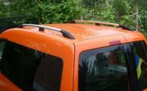 купить Рейлинги на Volkswagen Caddy (продольные рейлинги Фольксв