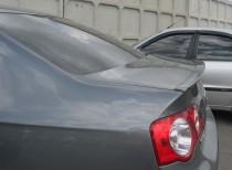 Накладка спойлер на крышку багажника Фольксваген Пассат Б6