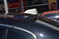 Спойлер на стекло Фольксваген Пассат Б6 (купить козырек на Volks
