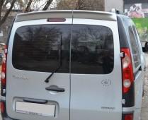 Купить спойлер на Рено Кенгу 2 (козырек на Renault Kangoo 2)