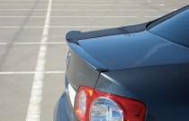Спойлер на багажник Фольксваген Джетта 5 (лип спойлер для Volksw