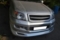 Заказать решетку радиатора Toyota Prado 120 Jaos