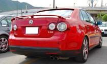 Спойлер на багажник Volkswagen Jetta 5 (задний спойлер Фольксваг