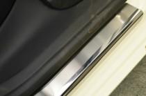 купить Накладки на пороги Ситроен С4 2 (защитные накладки Citroe