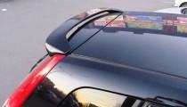 Козырек задней двери Форд Фиеста 5 (спойлер задний)