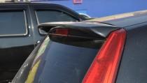 Установка спойлера на Форд Фиесту 5 поколения
