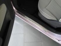 защитные накладки Fiat 500