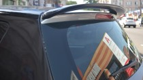 Антикрыло спойлер на Suzuki Swift (козырек Сузуки Свифт, фото)