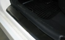 Накладки на пороги Хендай i30 1 в магазине експресстюнинг(защитн