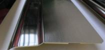 Накладки на пороги Инфинити ЕХ (защитные накладки Infinity EX)