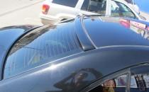 Спойлер на стекло Toyota Avensis 2 (бленда спойлер для Тойота Ав