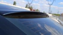 Оригинальная накладка спойлер на стекло Тойота Авенсис 3 (тюнинг