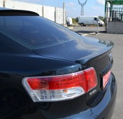 Задний спойлер на багажник Toyota Avensis 3 седан (фото ExpressT