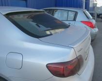 Спойлер на багажник Тойота Королла седан (сабля спойлер Corolla)
