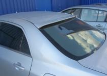 Купить спойлер на стекло Toyota Corolla седан (накладка бленда н