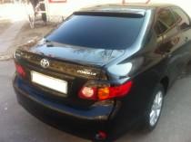 Установка реснички на задние фары Toyota Corolla X